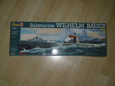 U-Boot WILHELM BAUER Typ XXI  1/144 Revell rar selten
