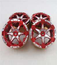 Hercules Rock Crawler Parts 1.9 inch Emulation Wheel D For 1/10 RC Cars Red