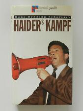 Haiders Kampf Hans Henning Scharsach Jörg Haider Orac Trend Profil Buch
