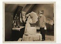 Ramon Novarro + NORMA SHEARER Student Prince Old Heidelberg 1927 ORIG PHOTO 409