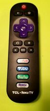 Genuine Tcl Roku Tv Remote Control 55S421 70S42 50S421 32S321 43S421 65S421