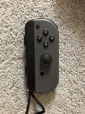 Genuine Nintendo Switch Right Side Gray Joy-Con Controller Remote Tested HAC-016