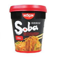 Nissin Soba Chili Cup Noodle - 8 tasses