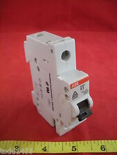 ABB S271 K2 Circuit Breaker SK Stotz 240/415 6000 1 Pole Single Throw used