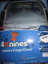 4Knines Cargo Liner For SUVs Waterproof Durable Material Small Black