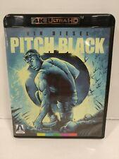 Pitch Black [4K Ultra Hd / Uhd] [Blu-ray]