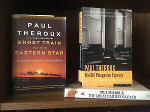 Stories Of Train Travels  by Paul Theroux