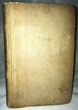 """Extremely Scarce 1786 """"The Astronomy of Comets in Two Parts"""" Blyth Hancock"""