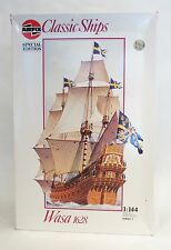 Wasa 1628 Special Edition • Airfix Classic Ships • 09256 • 1:144 Ship Model Kit