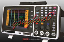 """OWON MSO7102T 100MHz Digital Oscilloscope 100Mhz 1GS/s 500MS/s 7.8"""" LCD"""