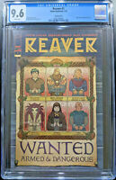 Reaver #1 One Stop Shop Rebekah Isaacs Variant /500 CGC 9.6 Skybound Image