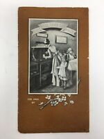 Quick Meal Gasoline Stoves Booklet Pamphlet Advertising Victorian Antique