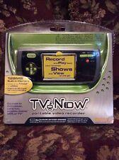 New TV Now Portable Video Recorder Hasbro Tiger