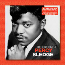 PERCY SLEDGE The Very Best Of CD BRAND NEW Fanfare Live Recordings