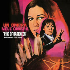 Stelvio Cipriani Un'ombra Nell'ombra Ring of Darkness OST LP Four Flies reissue