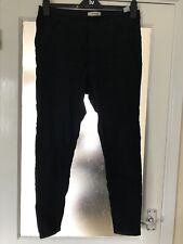 M&S Black Jeggings Size 16