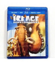 Ice Age 3: Dawn of the Dinosaurs Blu-ray + DVD + Digital 2015