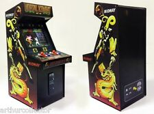ARCADE MINIATURE REPLICA WITH LIGHTING - MIDWAY MORTAL KOMBAT