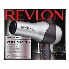 Revlon Perfect Heat Volumizing Turbo Styler Model RV473CP