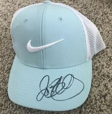 Rory Mcilroy Signed Nike Golf Hat With Proof