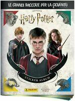 Harry Potter Saga Album Vuoto Panini Italy
