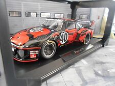 Porsche 935 turbo #40 Ballot-Lena gregg JMS X-Ray le mans 1977 norev 1:18