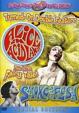 Alice In Acidland/ Smoke And Flesh (Special Edition) (DVD, 2004) RARE 60'S NEW