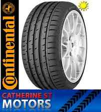 225/45/19 96W CONTINENTAL SPORT CONTACT 5 TYRE