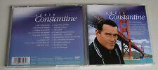 EDDIE CONSTANTINE (CD) AH LES FEMMES COMPILATION 18 TITRES
