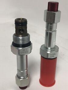 Soleniod valves SV08-22M Poppet screw-in hydraulic cartridge valve