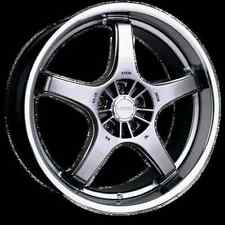 "18"" LENSO GT05 5x114.3 ALLOY WHEELS FIT NISSAN,TOYOTA,FORD,MAZDA,HONDA"