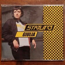 STATUTO GIULIA - CD SINGOLO