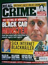 Real Crime Magazine First Issue 1 August 2015 OJ Bundy Gacy West Dahmer Kemper