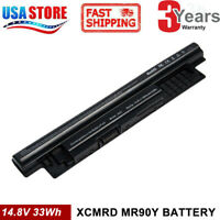 14.8V 33WH XCMRD Battery For Dell Inspiron 15R-5521 15 3521 14 N3421 5421 FAST