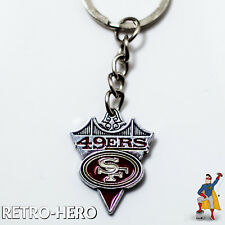 San Francisco 49ers PORTACHIAVI KEYCHAIN Super Bowl NFL American Football