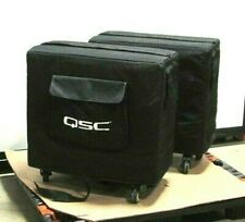 Tuki Padded Cover for QSC KSub Active Subwoofer PA Speaker qsca010p