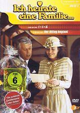 DVD NEU/OVP - Ich heirate ein Familie - DVD 1 - Folge 1 + 2 - Peter Weck
