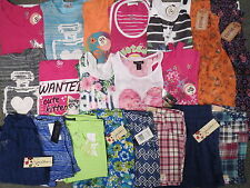 NWT Girls Summer Clothes Lot Size 10 10/12 Mudd Speechless Arizona Sets Outfits