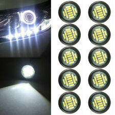 10x White DC 12V 15W Eagle Eye LED Daytime Running Backup Light Car Rock Lamp