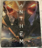 Anthem Steelbook Factory Sealed (Game Not Included)