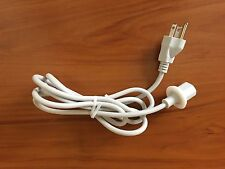 GENUINE Apple White Three Prong AC Power Cord for eMac.