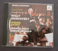 CD FRANZ SCHUBERT Octet D803 Grand Duo D574 Boskovsky Gulli Cavallo Wiener Oktet