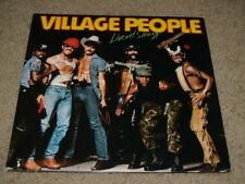 "VILLAGE PEOPLE (2-LP) ""Live And Sleazy"" (Casablanca)  '79 NM+ STRONG w/Inners"