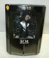 Mattel Barbie Great Villians Collections CRUELLA DE VIL 101 Dalmations IN BOX