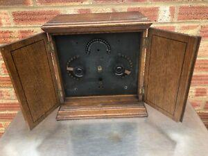 BBC CRYSTAL SET  / RADIO - Vintage Collectable BOX   parts spares or repair
