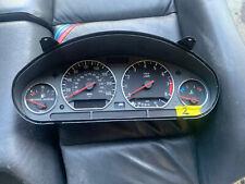 BMW E36 M3 Instrument Cluster Speedometer Gauge Odometer VDO  S52 3.2L OEM
