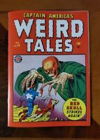 Captain America's Weird Tales # 74 Golden Age Replica Edition ☆☆☆  Red Skull