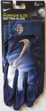 Nike Unisex Huarache Elite Batting Gloves Color College Navy/Chrome Size XL New