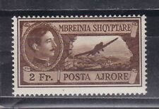 Albanien 1930 mit Falz MiNr. 233  König Zogu I