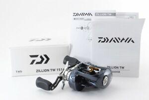 DAIWA Zillion 1516 Right handed Bait casting Reel  USED J685